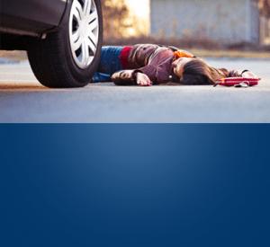 Harris County Pedestrian Accident